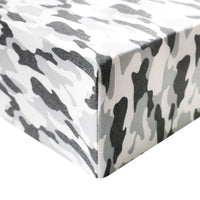 Premium Knit Fitted Crib Sheet - Gunnar
