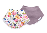 Baby Fashion Bibs - Isabella