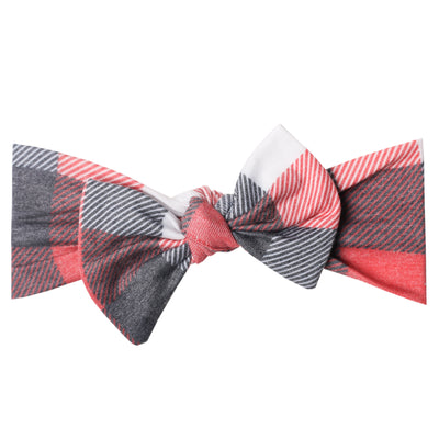 Knit Headband Bow - Jack