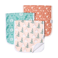 Premium Burp Cloths - Jane