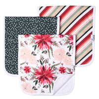 Premium Burp Cloths - Joy