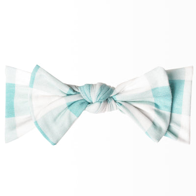 Knit Headband Bow - Lincoln