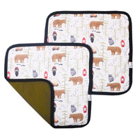 Three-Layer Security Blanket Set - Lumberjack