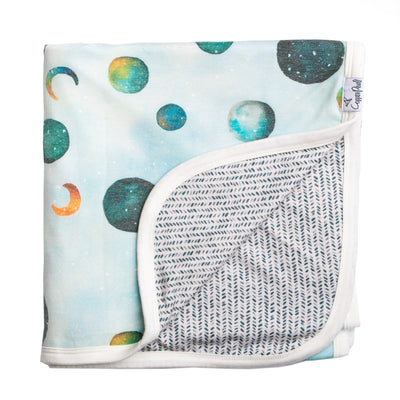 Three-Layer Quilt - Lunar