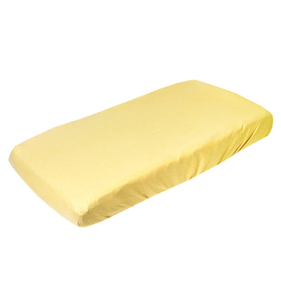 Premium Knit Diaper Changing Pad Cover - Marigold