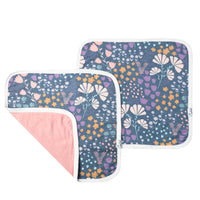 Three-Layer Security Blanket Set - Meadow