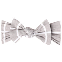 Knit Headband Bow - Midway
