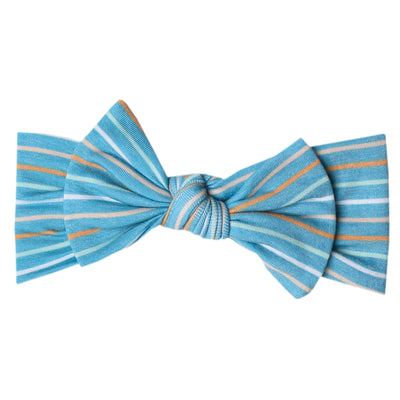 Knit Headband Bow - Milo