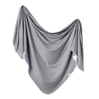 Knit Swaddle Blanket - Nash