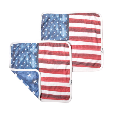 Three-Layer Security Blanket Set - Patriot