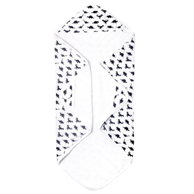Premium Knit Hooded Towel - Wild