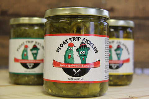Float Trip Pickles