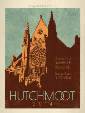 Poster - Hutchmoot 2014