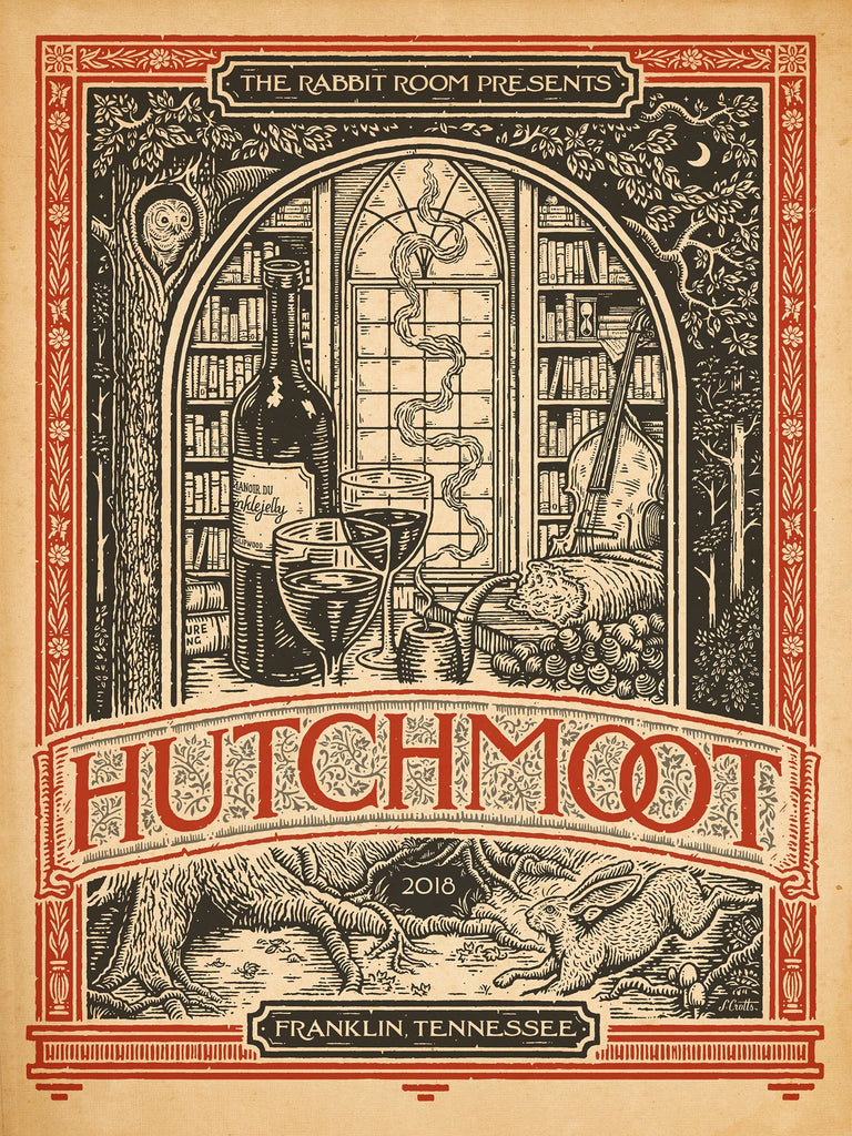 Hutchmoot 2018 Poster