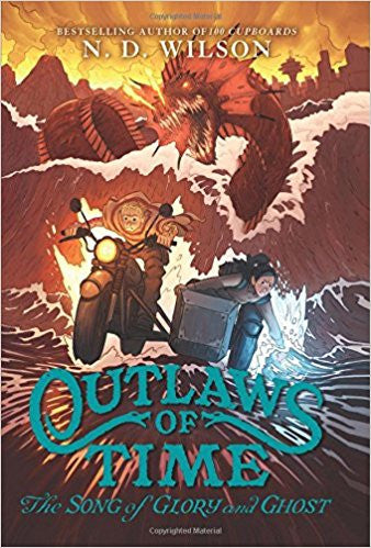 Outlaws of Time 2: The Song of Glory and Ghost