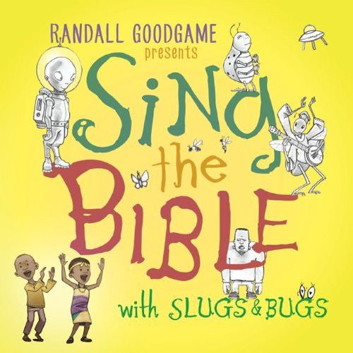 Slugs & Bugs: Sing the Bible Vol. 1