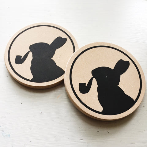 Rabbit Room Coaster