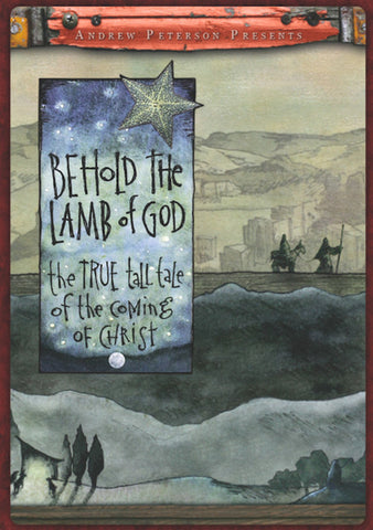 Behold the Lamb of God Artwork