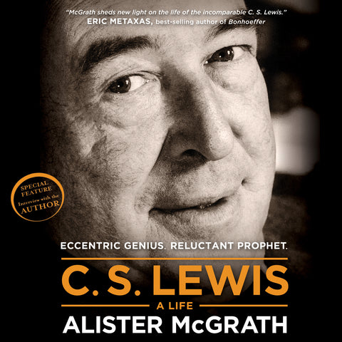 C.S. Lewis: A Life (Audiobook MP3)