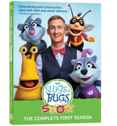 The Complete First Season of The Slugs & Bugs Show