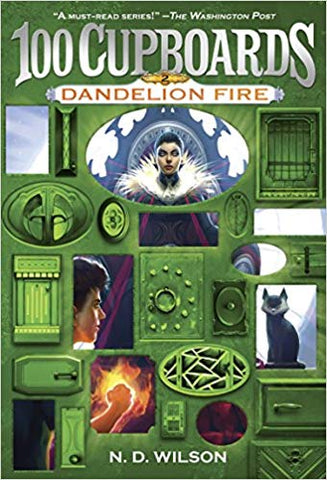 100 Cupboards: Dandelion Fire