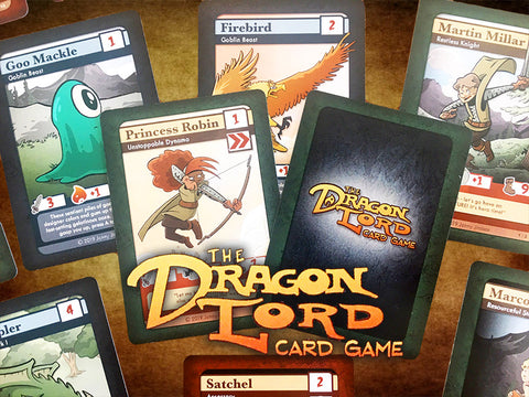 The Dragon Lord Card Game