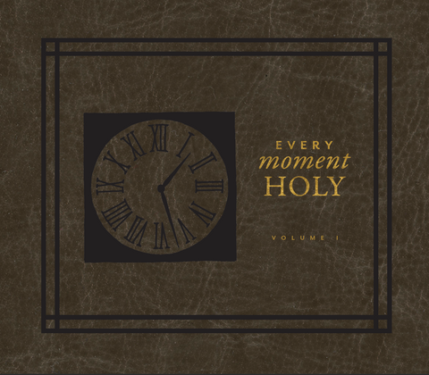 Every Moment Holy (Audiobook MP3)
