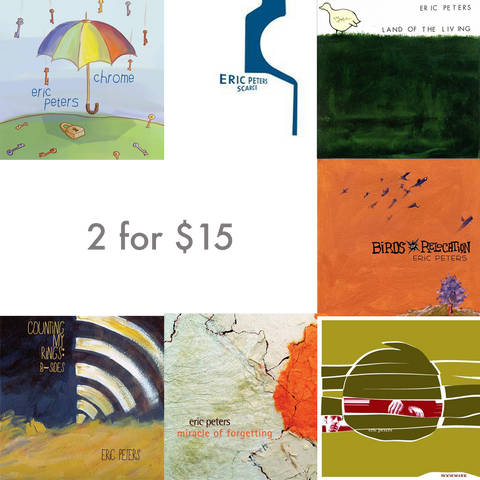 Eric Peters 2 for $15 - Downloads
