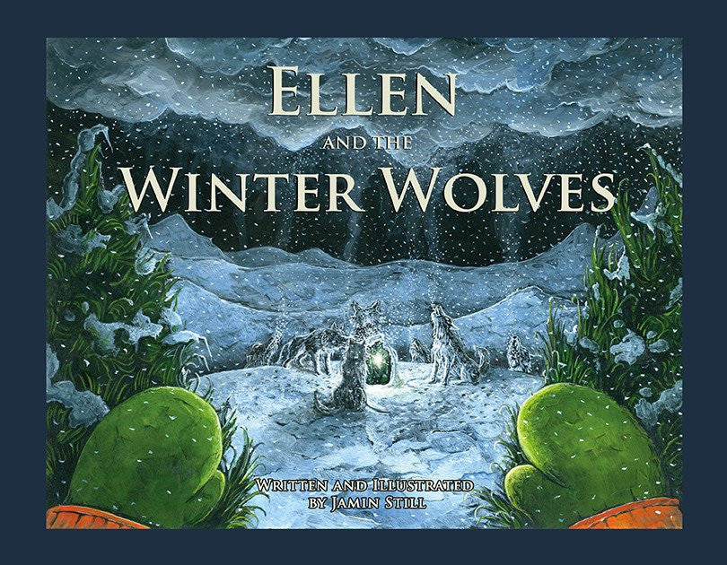 Scratched and Dented: Ellen and the Winter Wolves