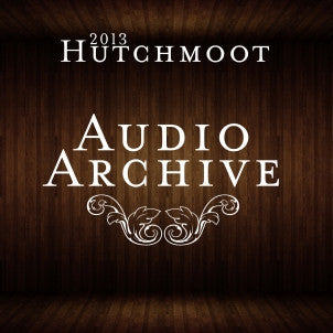 Hutchmoot 2013 Audio Archive