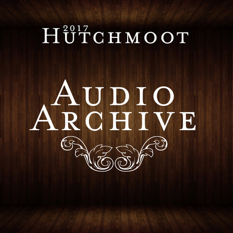 Hutchmoot 2017 Audio Archive