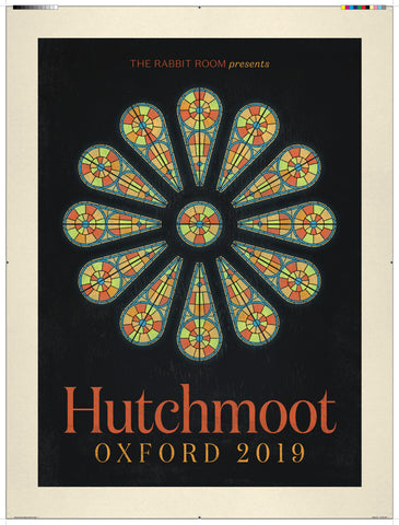 Hutchmoot UK 2019 Poster