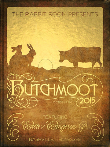 Hutchmoot - Poster 2015