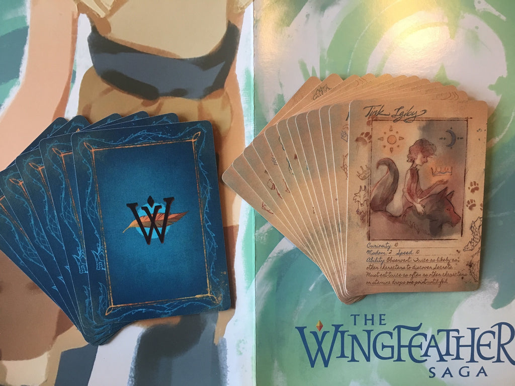 Wingfeather Cards