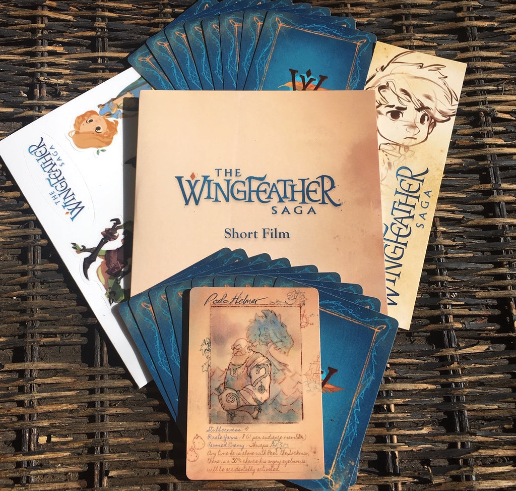 Wingfeather Saga Starter Kit
