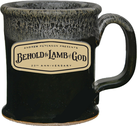 Behold the Lamb of God 20th Anniversary Mug