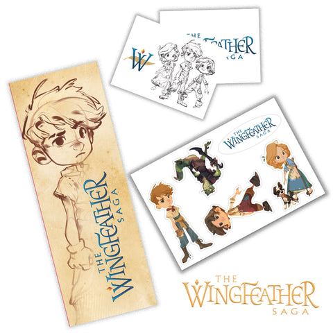 The Wingfeather Saga Basic Pack