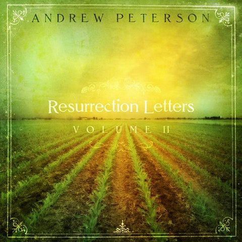 Sheet Music - Resurrection Letters Vol. II