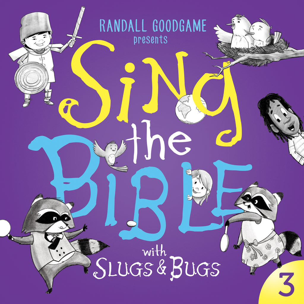 Slugs & Bugs: Sing the Bible Vol. 3