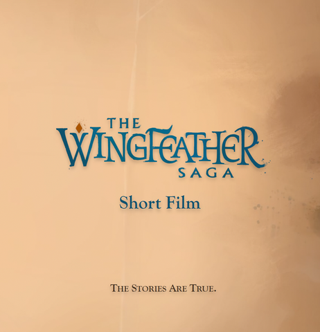DVD: The Wingfeather Saga Short Film