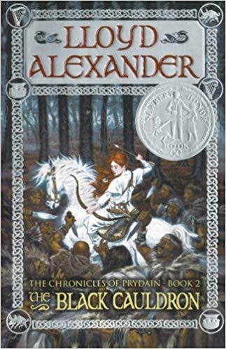 The Black Cauldron (The Chronicles of Prydain: Book 2)