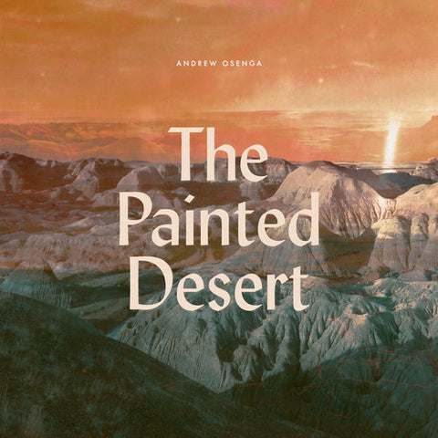Scratched and Dented: The Painted Desert