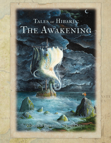 Tales of Hibaria: The Awakening