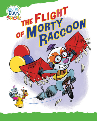 The Flight of Morty Raccoon