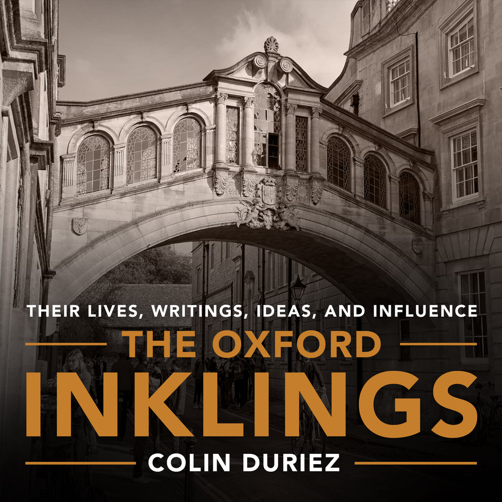 The Oxford Inklings (Audiobook MP3)