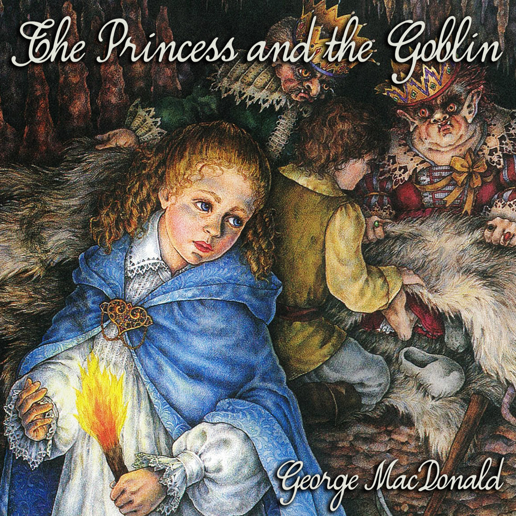 The Princess and the Goblin (Audiobook MP3)