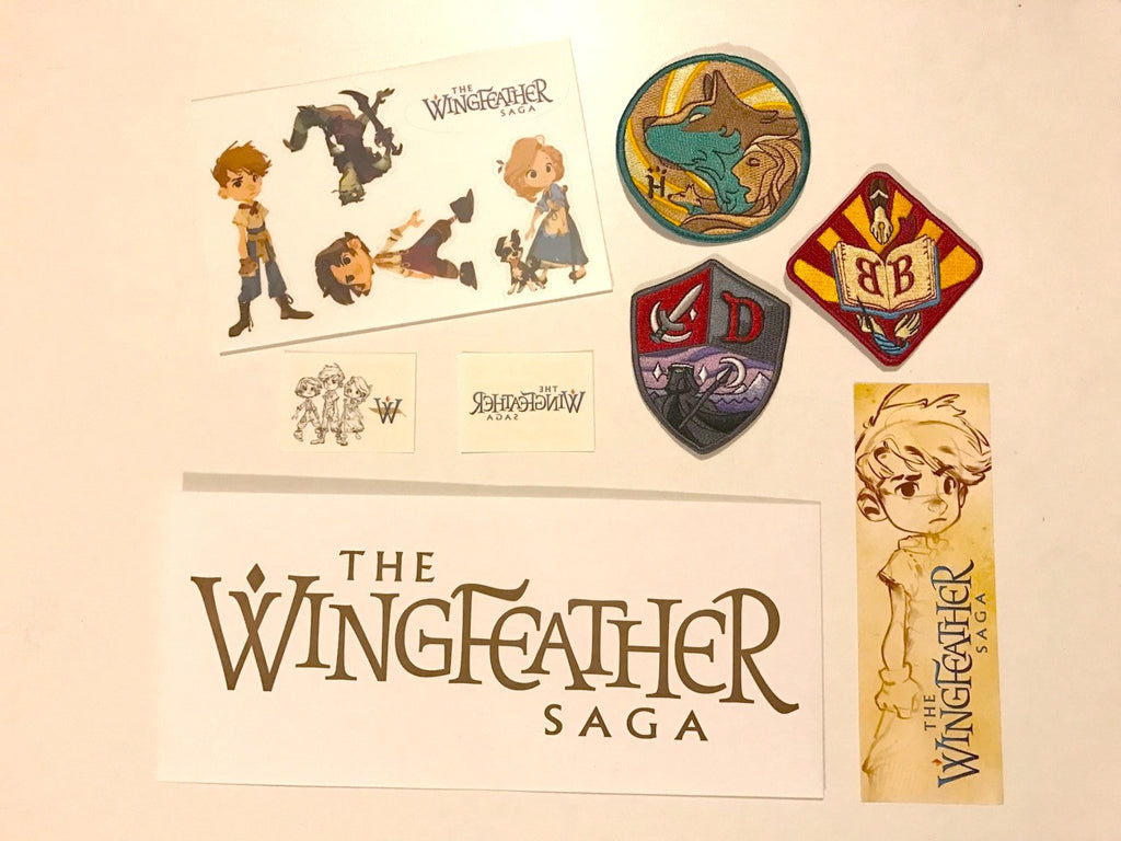 Wingfeather Gift Pack