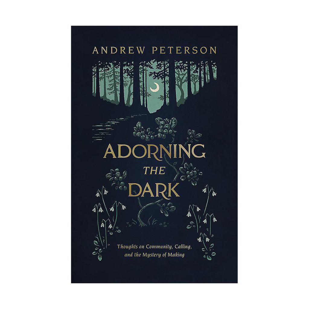 Scratched and Dented: Adorning the Dark
