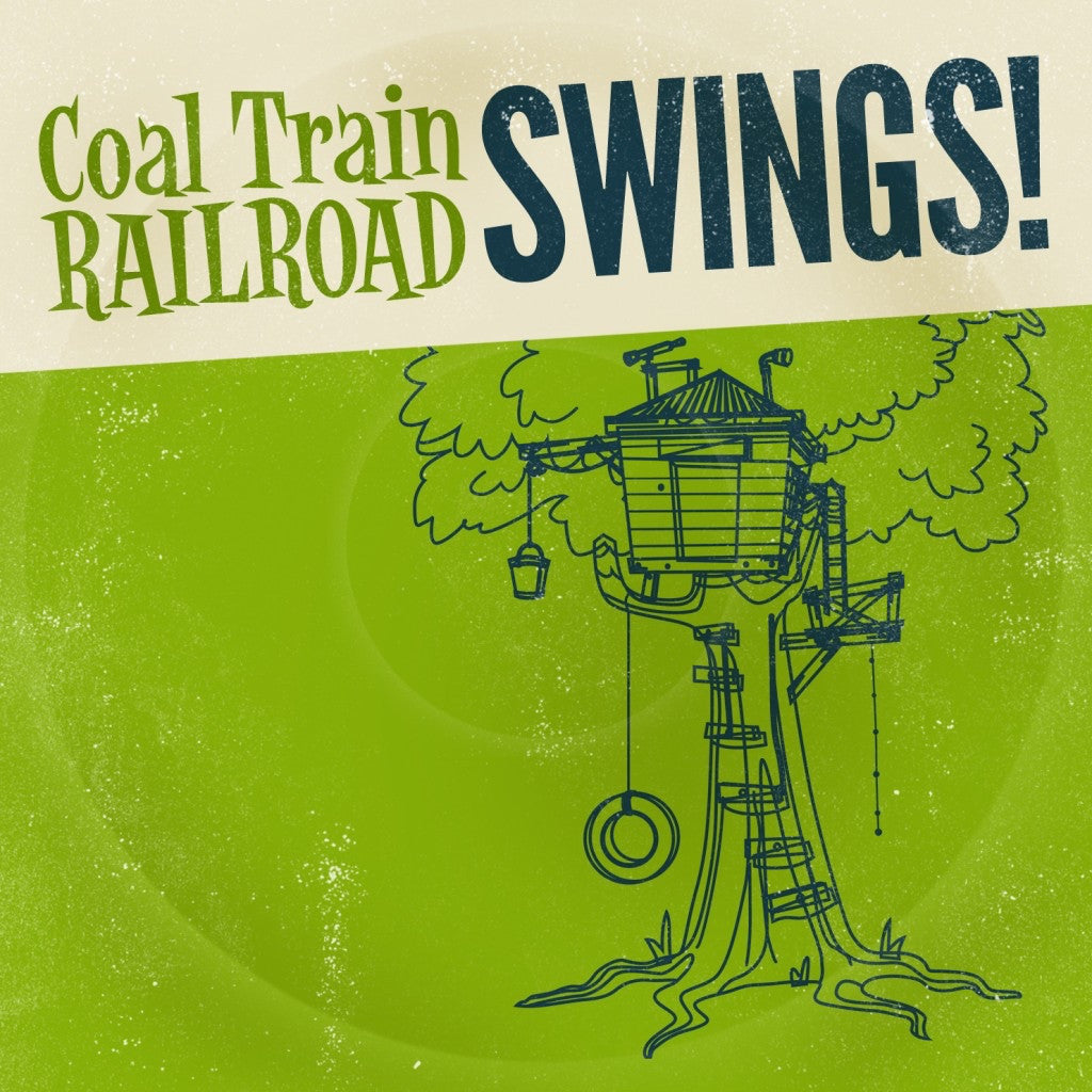 Coal Train Railroad Swings