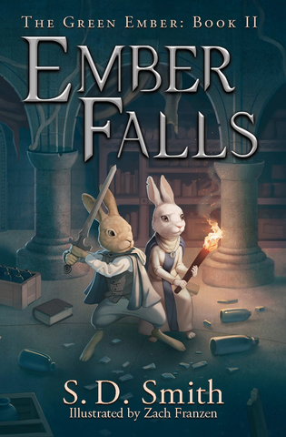 Scratched and Dented: Ember Falls